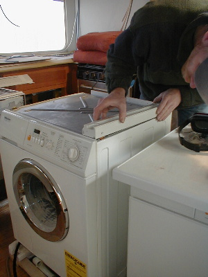 Maytag repairman, eat your heart out...